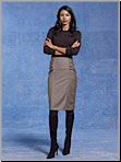 Vogue 8603 Pattern ( Size 6-8-10-12 )