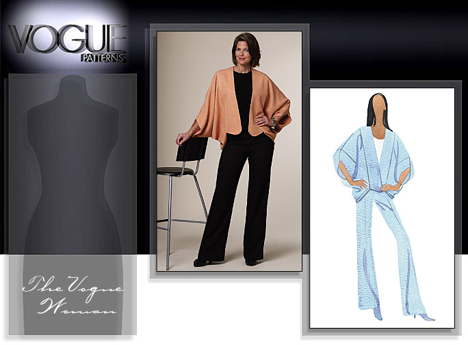 Vogue Patterns CASUAL 8624