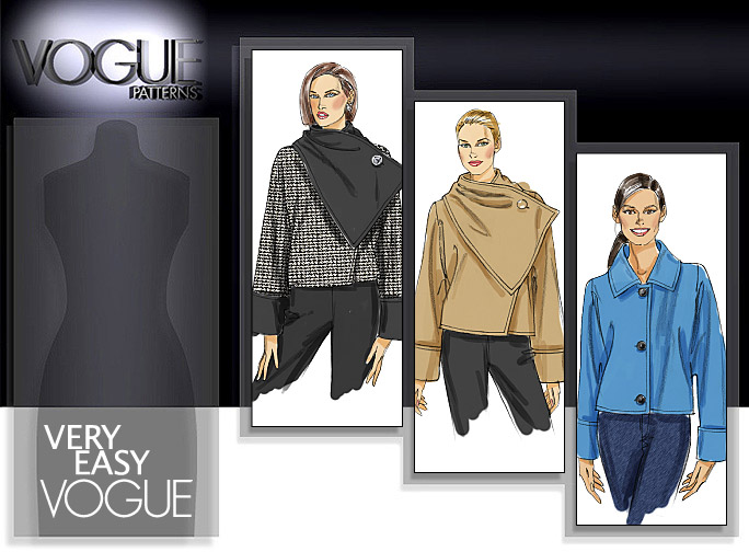Vogue Patterns OUTERWEAR 8625
