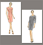 Vogue 8629 Pattern ( Size 8-10-12-14 )