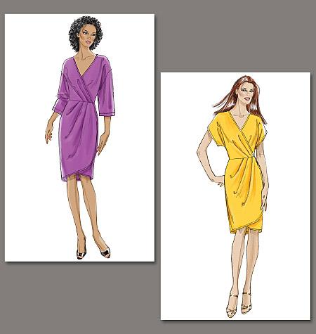 Vogue Patterns Misses' Dress 8631