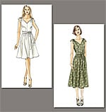 Vogue 8645 Pattern ( Size 8-10-12-14 )