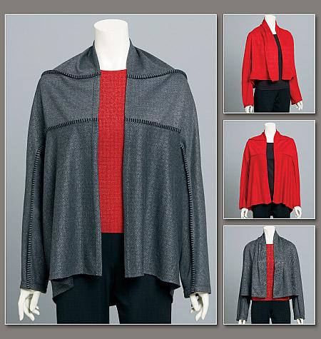 Vogue Patterns Misses' Jacket 8653