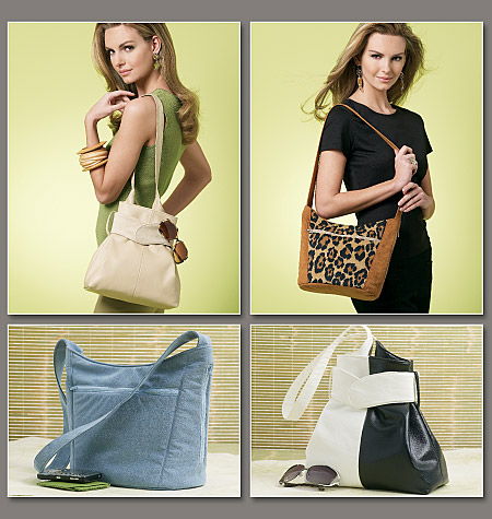 Vogue Patterns Bags 8661