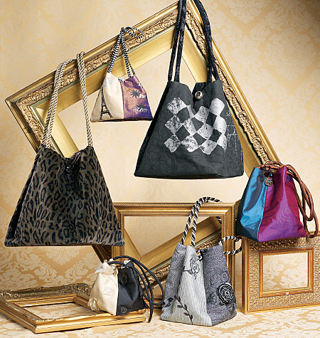 Vogue Patterns Bags 8662