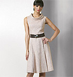 Vogue 8667 Pattern ( Size 8-10-12-14 )