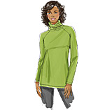 Vogue 8670 Pattern ( Size 8-10-12-14 )