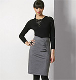 Vogue 8672 Pattern ( Size 14-16-18-20 )