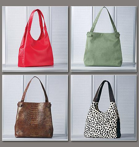 Vogue Patterns Bags 8680