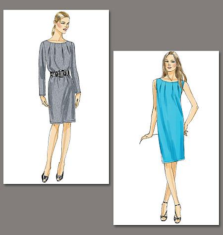 Vogue Patterns Misses' Dress 8683