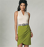 Vogue 8711 Pattern ( Size 14-16-18-20 )