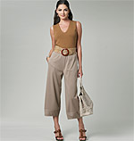 Vogue 8712 Pattern ( Size 8-10-12-14 )