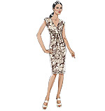 Vogue 8724 Pattern ( Size 14-16-18-20 )