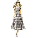 Vogue 8743 Pattern ( Size 16-18-20-22 )