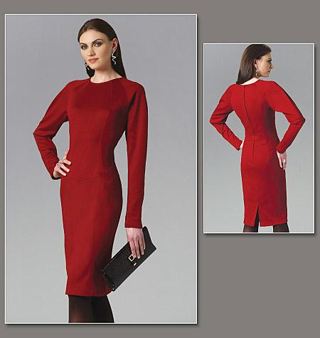 Vogue Patterns Misses' Dress 8744
