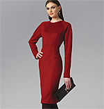 Vogue 8744 Pattern ( Size 6-8-10-12 )