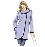 Vogue 8754 Pattern ( Size 8-10-12-14-16 )