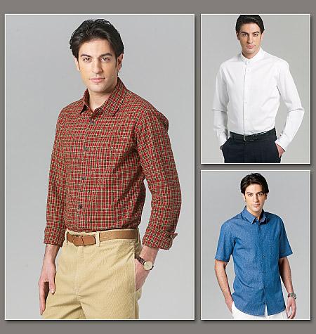 Vogue Patterns Men's Shirt 8759