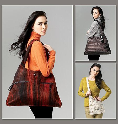 Vogue Patterns Bags 8761