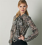 Vogue 8772 Pattern ( Size 6-8-10-12-14 )