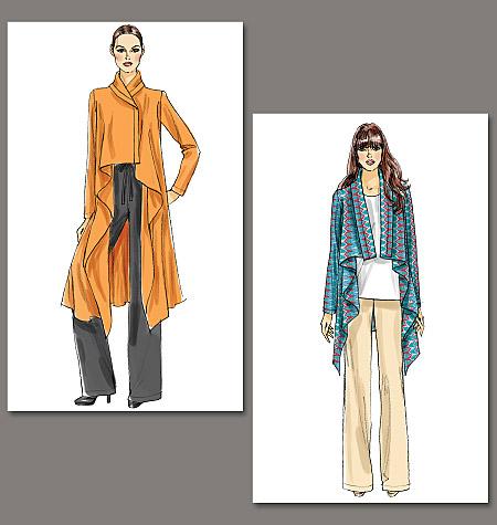 Vogue Patterns Misses Jacket and Pants 8780