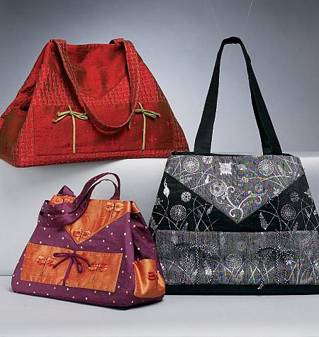 Vogue Patterns Bags 8783