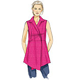 Vogue 8791 Pattern ( Size 16-18-20-22-24 )