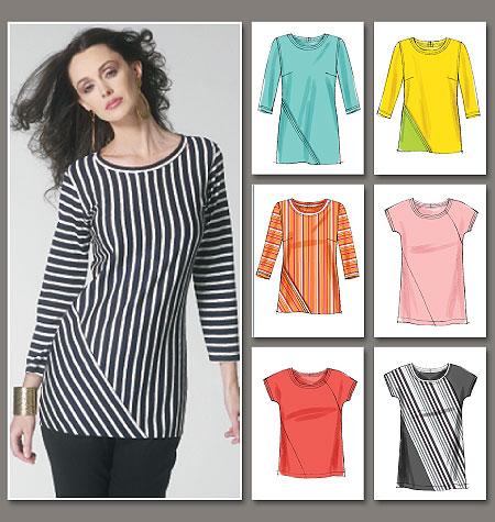 Vogue Patterns Misses Top 8792