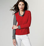 Vogue 8793 Pattern ( Size XSM-SML-MED )
