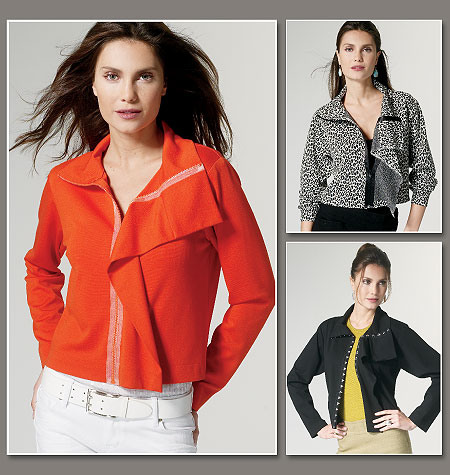 Vogue Patterns Jacket 8795