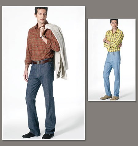 Vogue Patterns Men's Jeans 8801