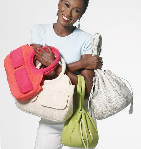 Vogue Patterns bags 8803