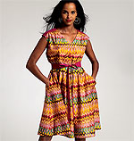 Vogue 8807 Pattern ( Size 8-10-12-14-16 )