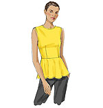 Vogue 8815 Pattern ( Size 8-10-12-14-16 )
