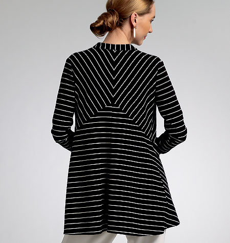 Vogue Patterns Misses Cardigan 8819