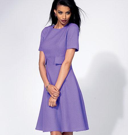 Vogue Patterns Misses' Dress 8828