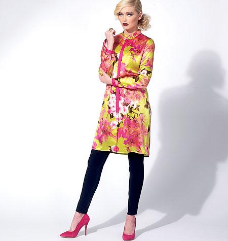 Vogue Patterns Misses' Tunic 8830