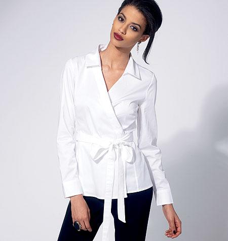 Vogue Patterns Misses' Blouse 8833