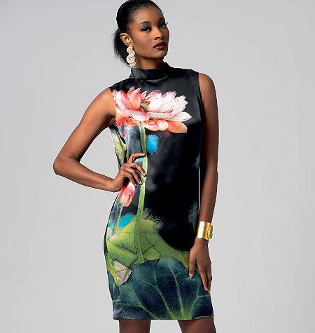 Vogue Patterns Misses Dress 8846