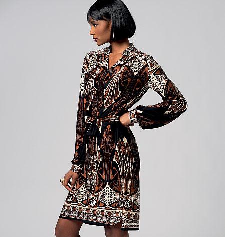 Vogue Patterns Misses' Dress and Belt 8847