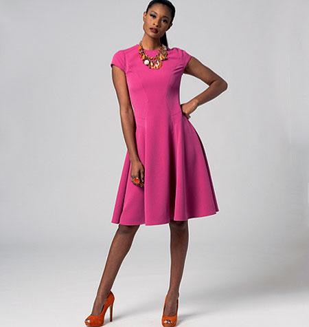Vogue Patterns Misses' Dress 8848