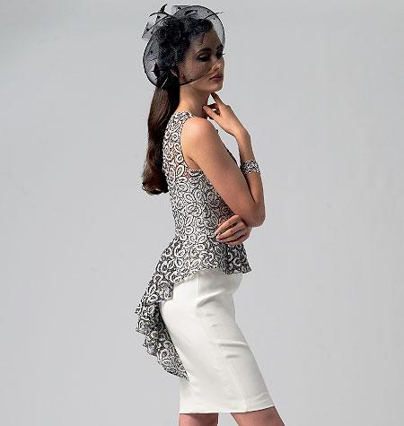 Vogue Patterns Misses'/Misses' Petite Dress 8849