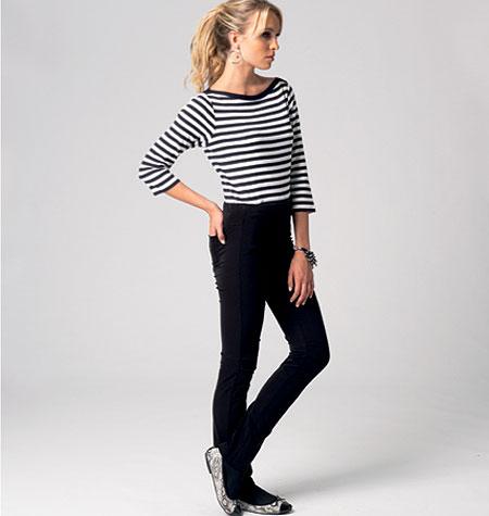 Vogue Patterns Misses' Pants 8859