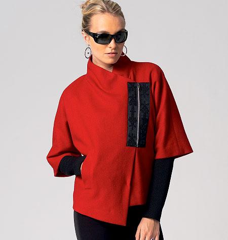 Vogue Patterns Misses' Jacket 8863