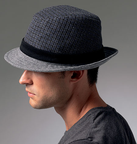 Vogue Patterns Men's Hats 8869