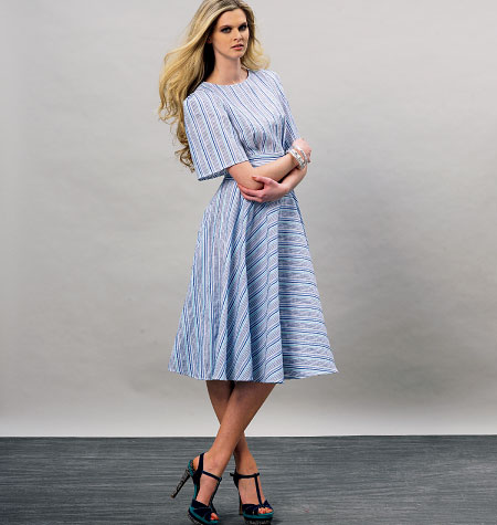 Vogue Patterns Misses Dress 8895