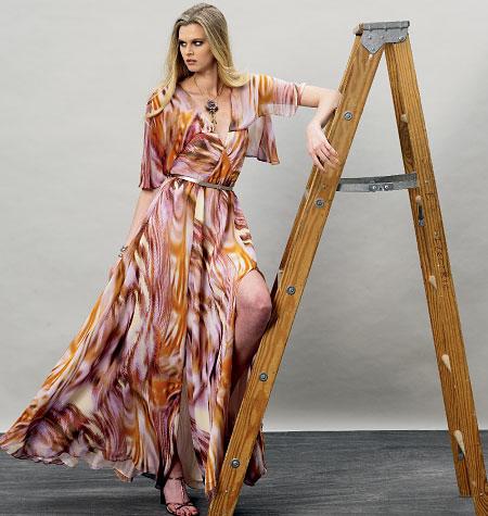 Vogue Patterns Misses Dress 8899
