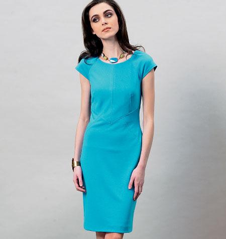 Vogue Patterns Misses Dress 8902