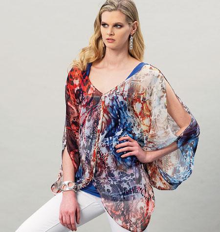 Vogue Patterns Misses' Top 8905