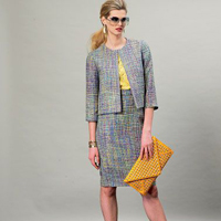 Vogue 8916 Pattern ( Size 6-8-10-12-14 )